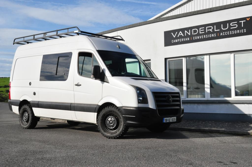 4x4 VW Crafter