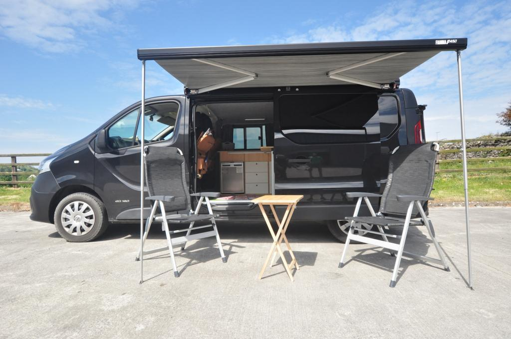 NV300 LWB 2 berth campervan